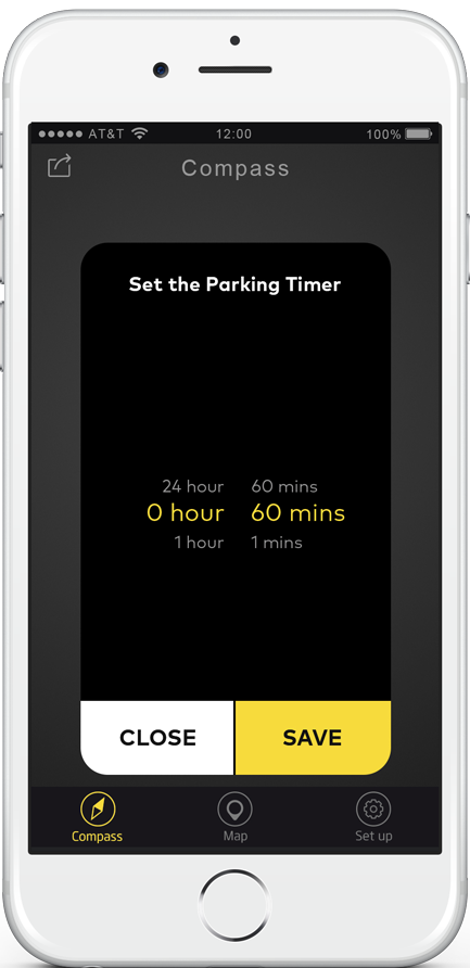 Parking Meter Timer